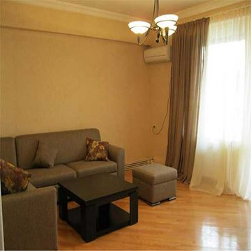 Three bedroom furnished flat at Vake