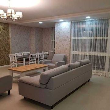 2 Bedroom furnished Flat at Marshal Gelovani street
