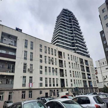 2 bedroom Flat for sale at Sandro euli street, Saburtalo