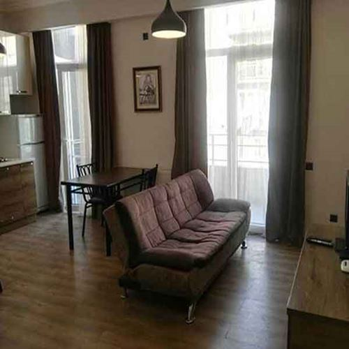 Flat for sale at Tsagareli street, Saburtalo