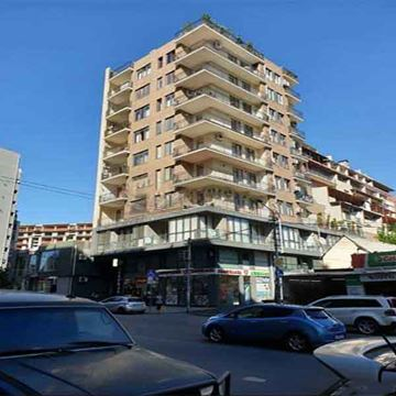 Furnished flat for rent at Gagarini