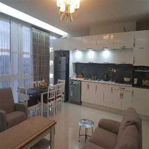 Three bedroom furnished apartment at Marshal Gelovani street