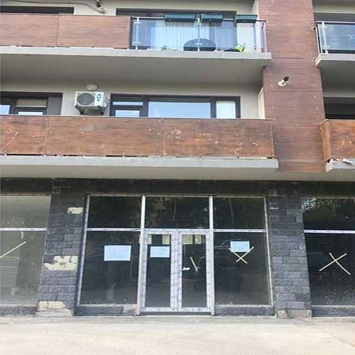 Space for office for sale at Nutsubidze street
