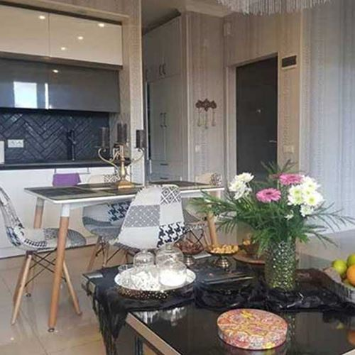 Two bedrooms furnished flat for sale at Bagebi