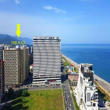 1 bedroom flat for rent in Batumi, Orbi Plaza