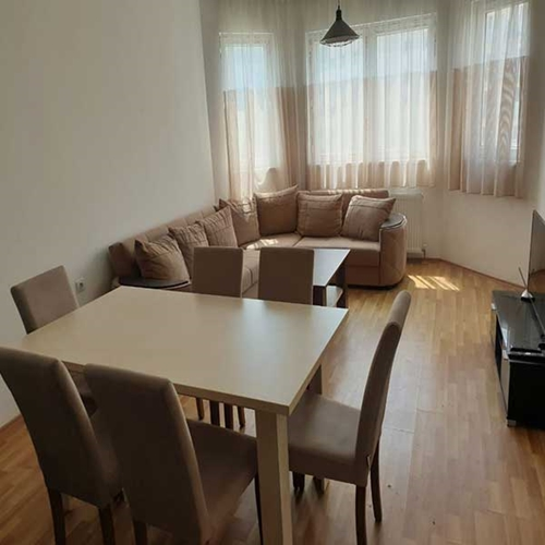 two bedroom flat for rent in Dirsi