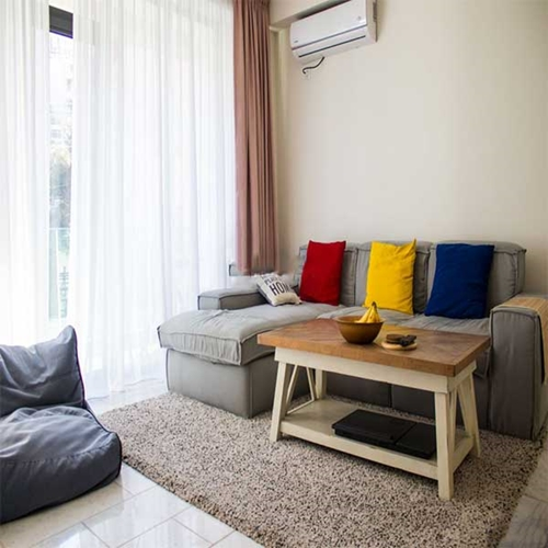 one bedroom Newly finished apartment for sale in Ortachala