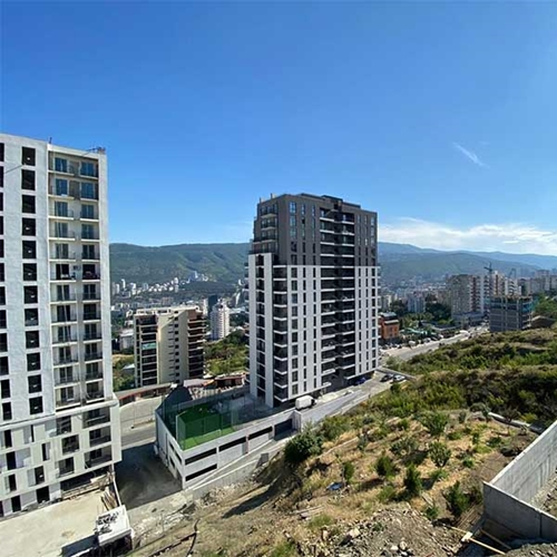 two bedroom apartment for sale at Amashukeli street