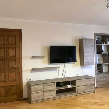 three bedroom apartment for rent in didube