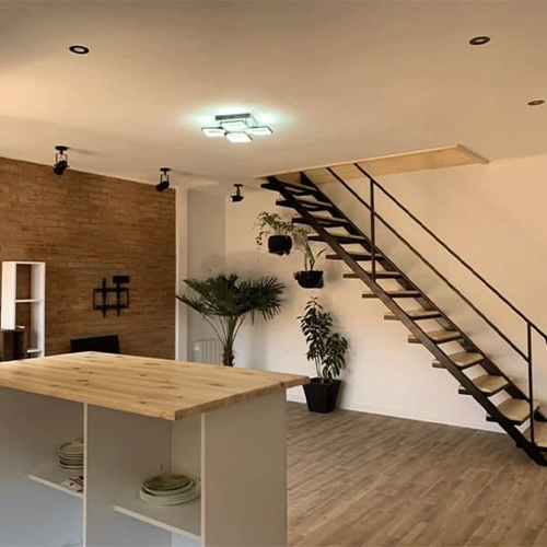 Two bedroom apartment for sale on Tsereteli district