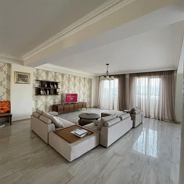 Three bedroom apartment for rent on Shartava Street in Tbilisi