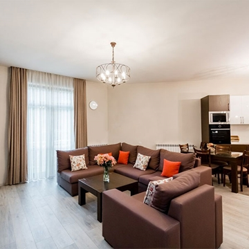 One bedroom apartment for sale on Jvania , vake